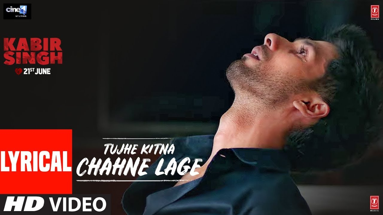 Tujhe Kitna Chahne Lage By Arijit Sing Hinde Mp3 Song Download
